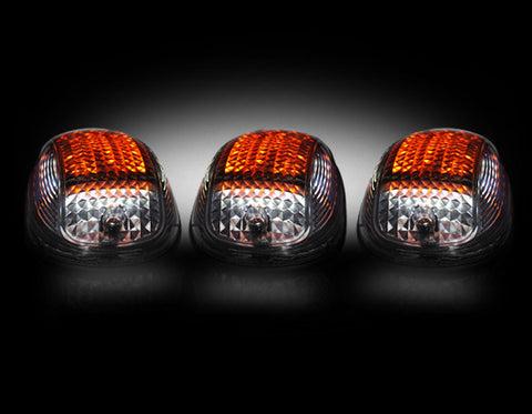 Cab Light Kit - Strobable Fits Dodge 03-16 CLEAR LED Part # 264146CLS - Mr. Motorsports