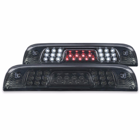 ANZO 531097 2014-2016 Chevy/GMC Sierra Silverado LED 3rd Brake Light Smoked - Mr. Motorsports