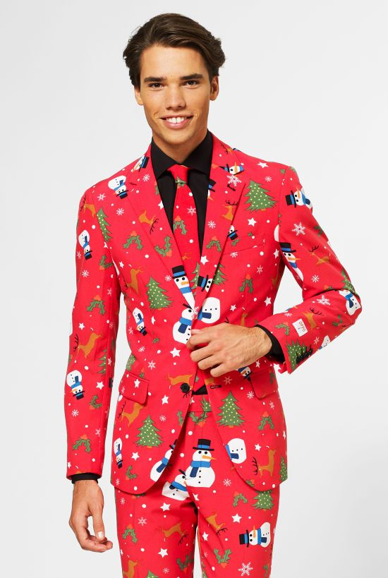 OppoSuits Attract -- Bring Fun Back