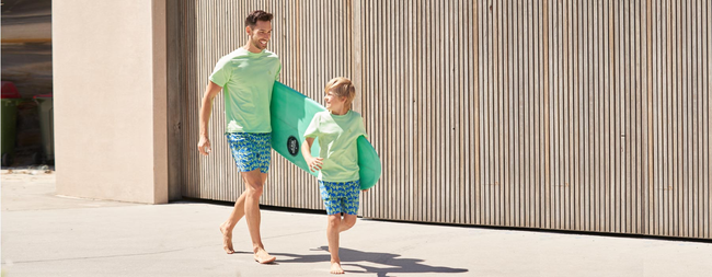 Tom & Teddy - beachwear from Australia for men and boys