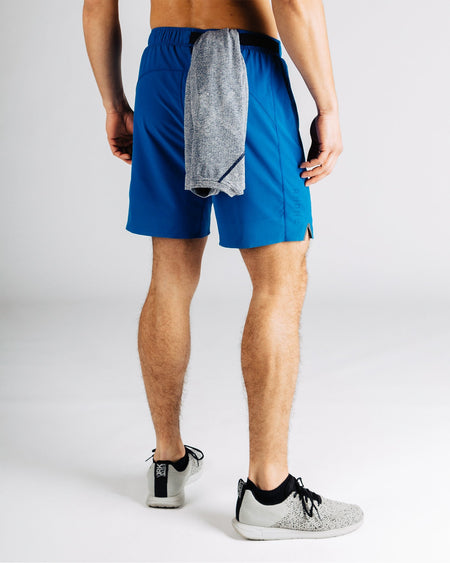 "7"" Swift Shorts Lined With Towel band"