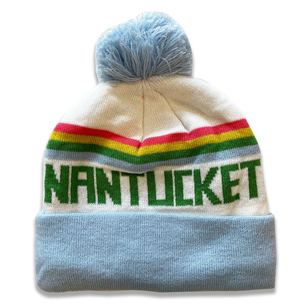 Erin: Maggie Blue Nantucket Winter Hat