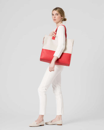 Neely & Chloe No. 26 The Canvas Tote
