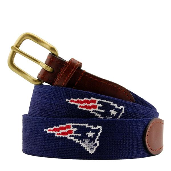 Smathers Belt* New England Patriots