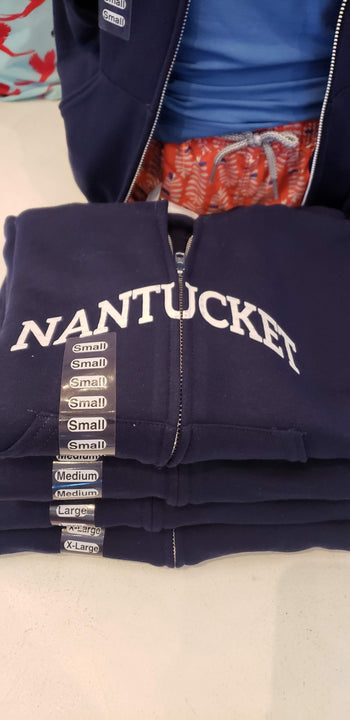 Nantucket Bookstore Sweatshirts Youth