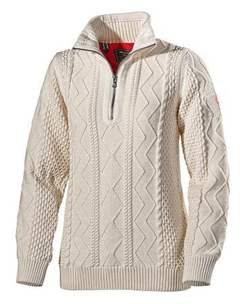 Holebrook Amy Zip Women's Windproof WP Cotton MELANGE