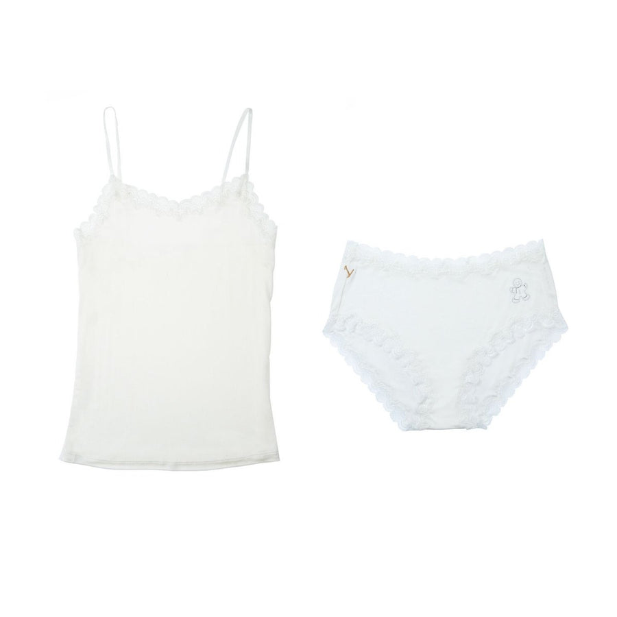Silk Cami/Undie Set
