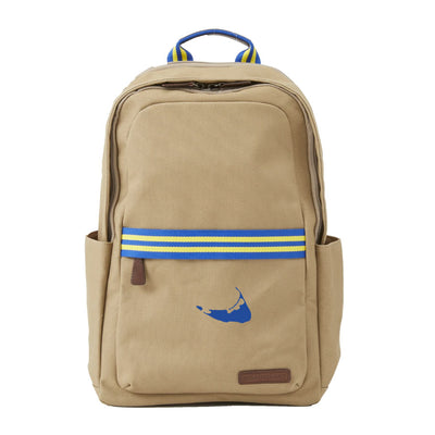 Blue/Yellow Backpack