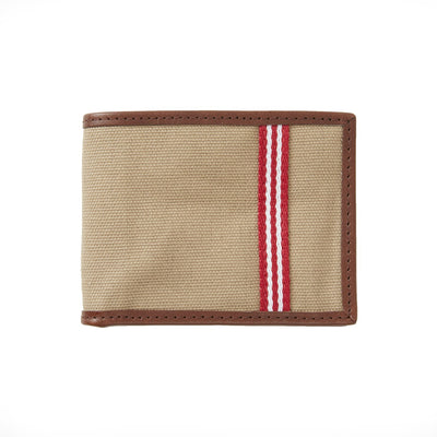 Baekgaard Wallet Canvas Des