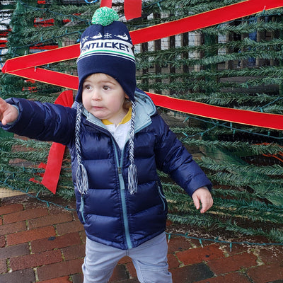 Nantucket Youth Winter Hat