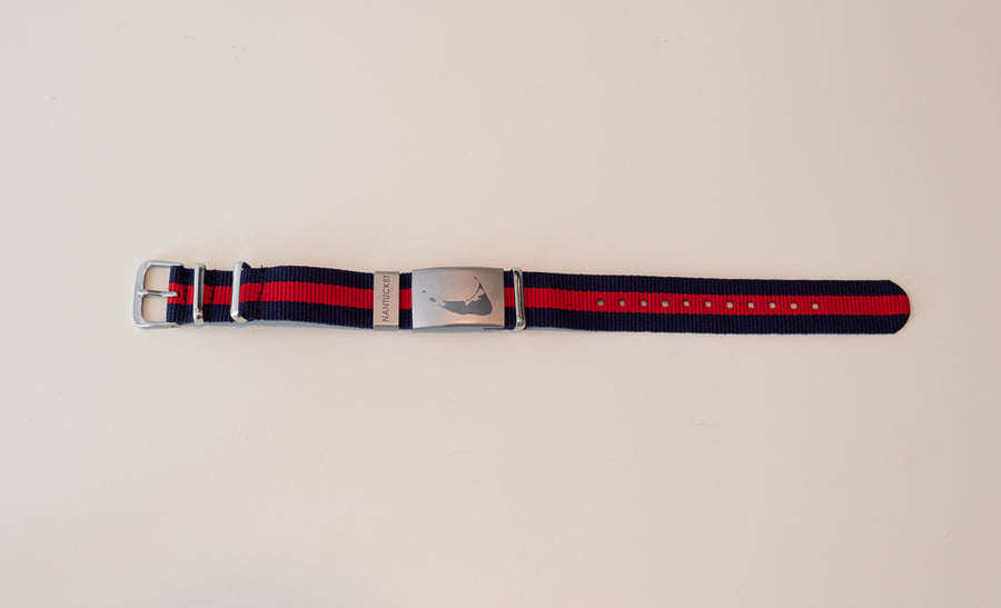 Nantucket Bookstore Bracelet Watch Strap Bracelet