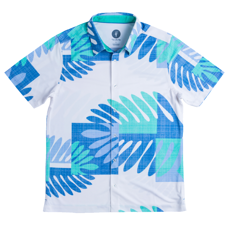 Toes on the nose Dockside S/S Camp Shirt