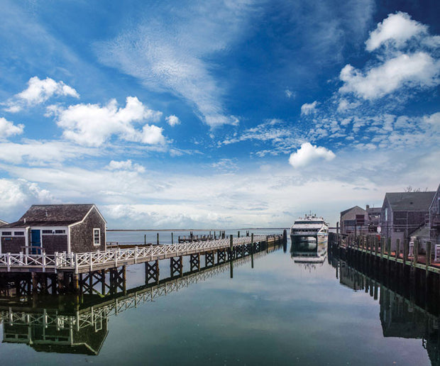 Docks on Nantucket
