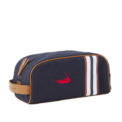 Navy/Red Bob Dopp Kit