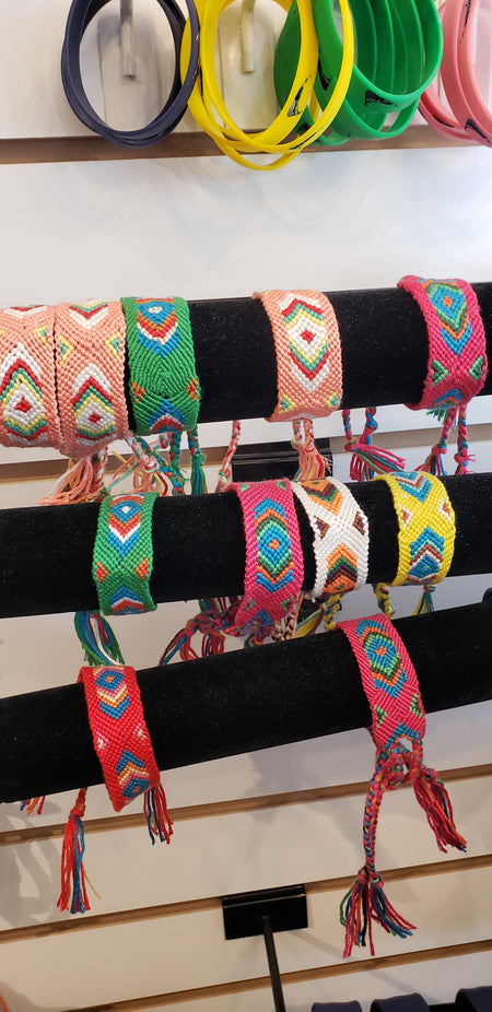 Nantucket Bookstore Bracelet Friendship bracelets