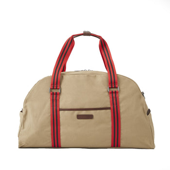 Baekgaard Jimmy Duffel Canvas Des