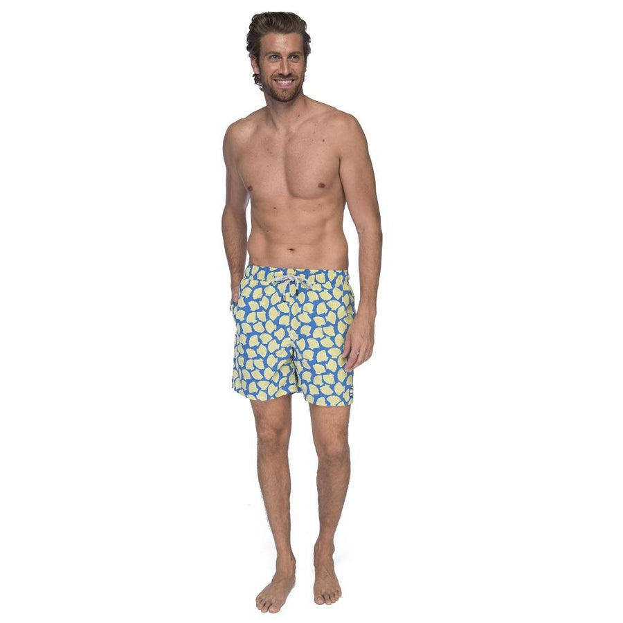 Tom & Teddy Swim Trunks-Shells