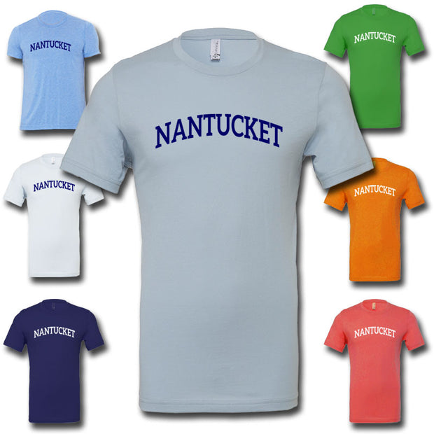 Nantucket Arch Short Sleeve Tee Shirt