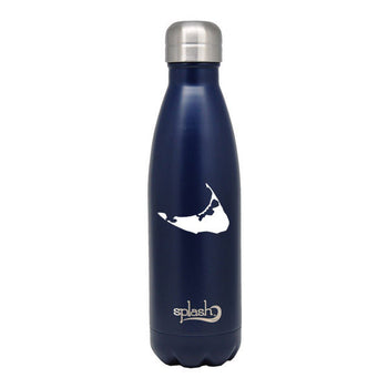 Nantucket Navy Hot or Cold Bottle