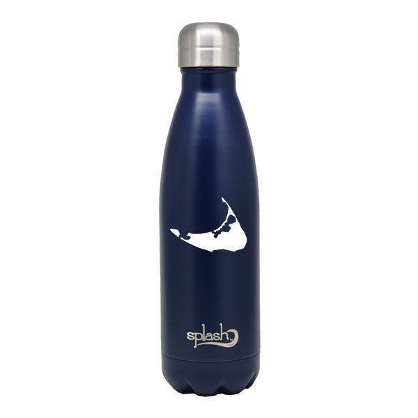Nantucket Cobalt Hot or Cold Bottle