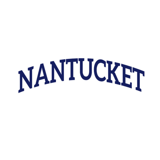 Nantucket White Long Sleeve Tee Shirt