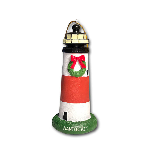 Sankaty Lighthouse Ornament
