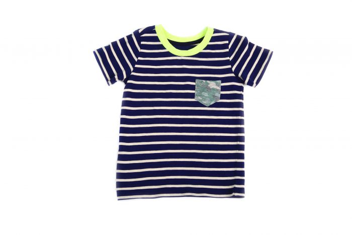 egg baby  SHANE POCKET TEE