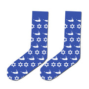 Star of David + Nantucket Sock