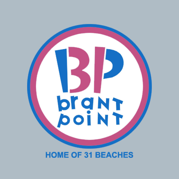 Brant Point Grey Short Sleeve Tee Shirt