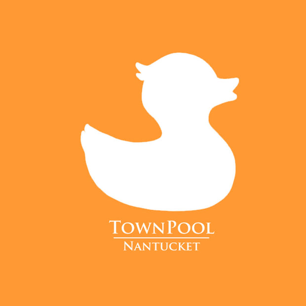 TownPool Duck Short Sleeve Tee Shirt