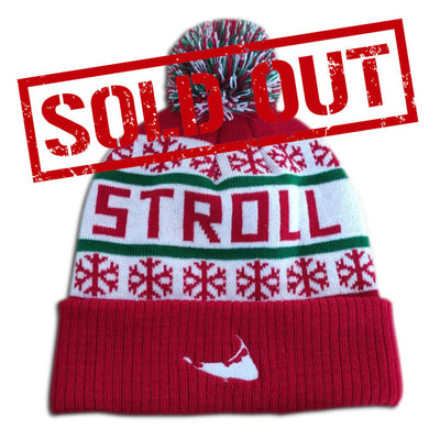 Stroll Winter Hat Red