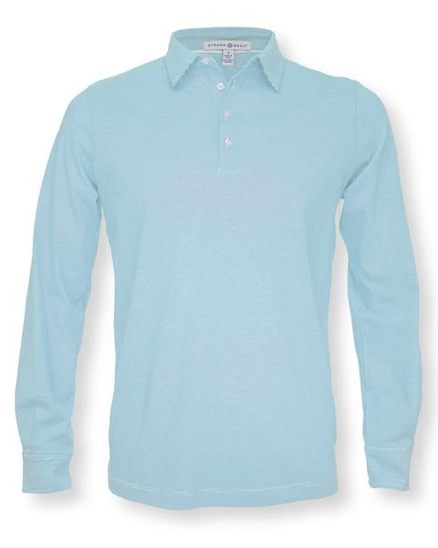 Strong Boalt Phillip Long Sleeve Polo