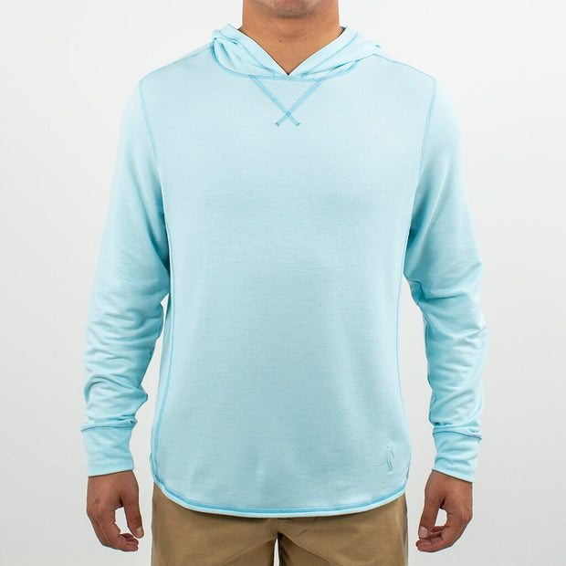 Toes on the Nose^ SEA SILK SCHOONER L/S KNIT Hoodie