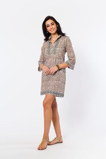 Dallas Shirt Dress (lined)