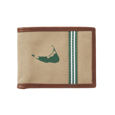 Hunter/White Nantucket Wallet