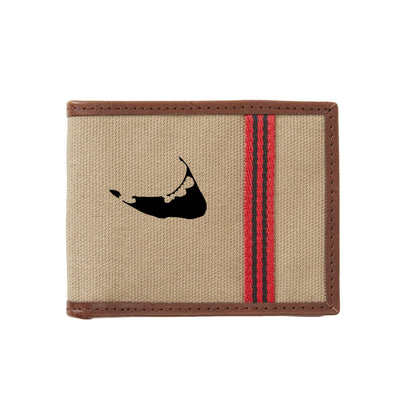 Red/Black Nantucket Wallet