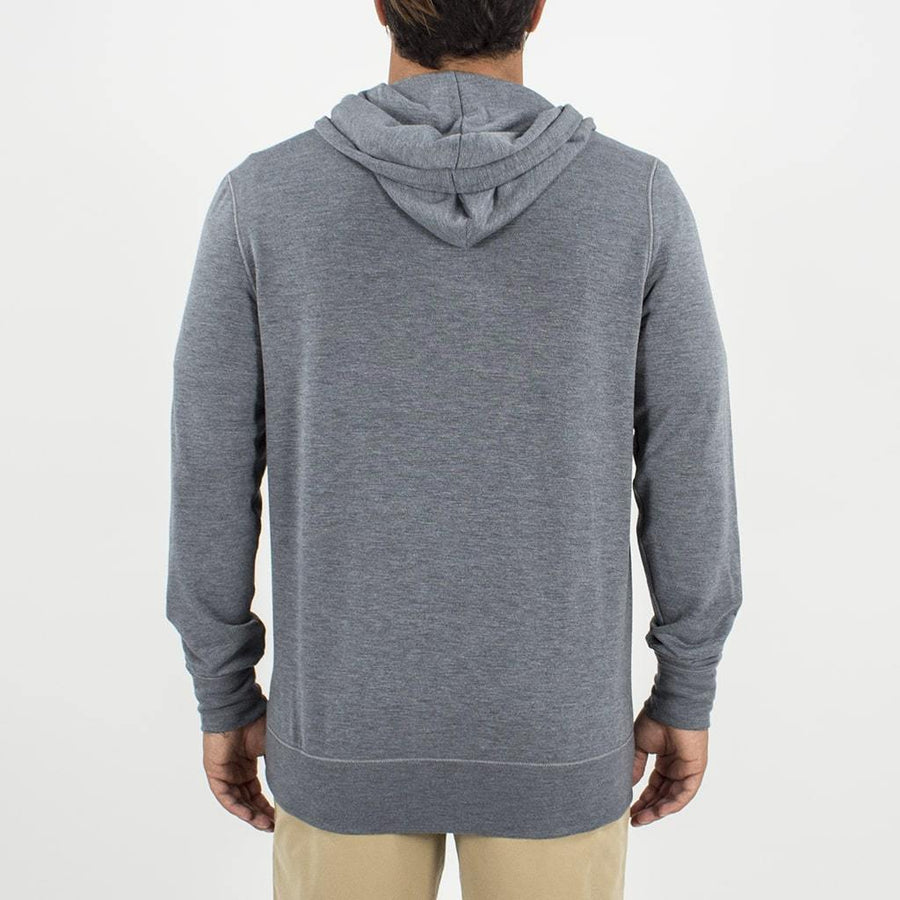 Toes on the Nose^ SEA SILK WINDWARD L/S ZIP Hoodie