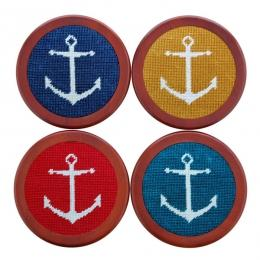 CST-49 Anchors Coasters SPECIAL ORDER, ALLOW 8 WEEKS)