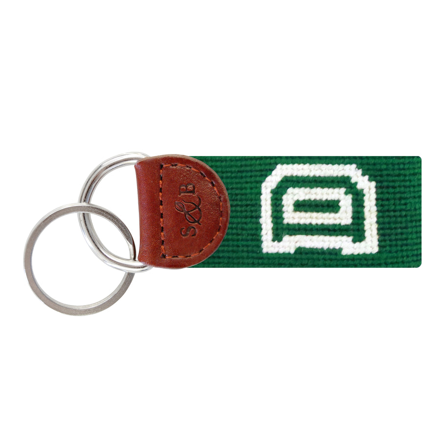 F-Dartmouth Key Fob (Emerald))