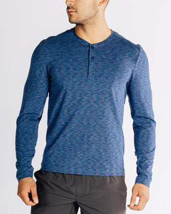 Element Space Dye Henley