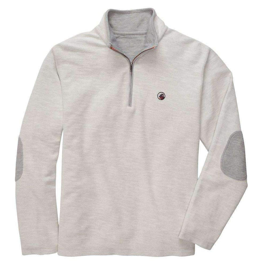 Southern Proper - Nelson Pullover: Grey