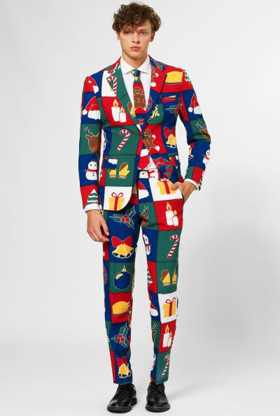 Quilty Pleasure Suit