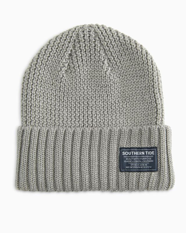 Southern Tide M Solid Knit Beanie & 4913