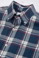 Southern Tide M LS Wintertide Plaid Sport shirt & 4886