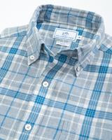Southern Tide M Town Lake Plaid Sportshirt & 4103
