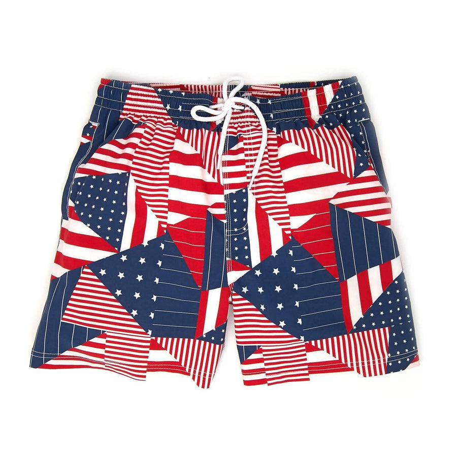 Southern Proper - The OG Patchwork Swim