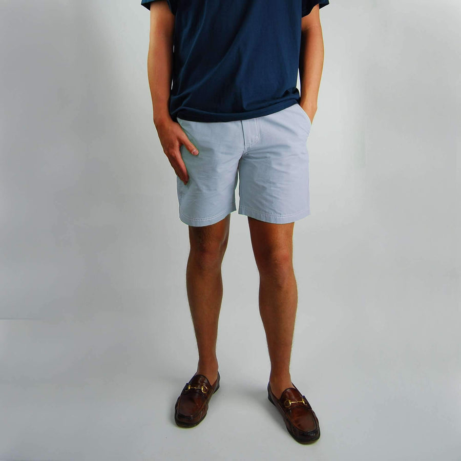 Southern Proper - The River Hybrid Short: Sky Blue