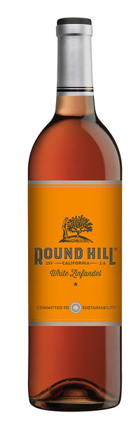 Round Hill White Zinfandel 750 ml