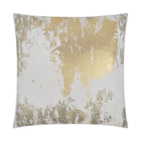 Roxy Gold Pillow