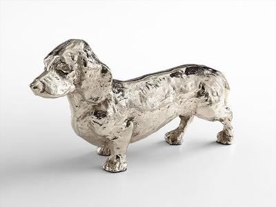 Crusoe Dachshund Sculpture